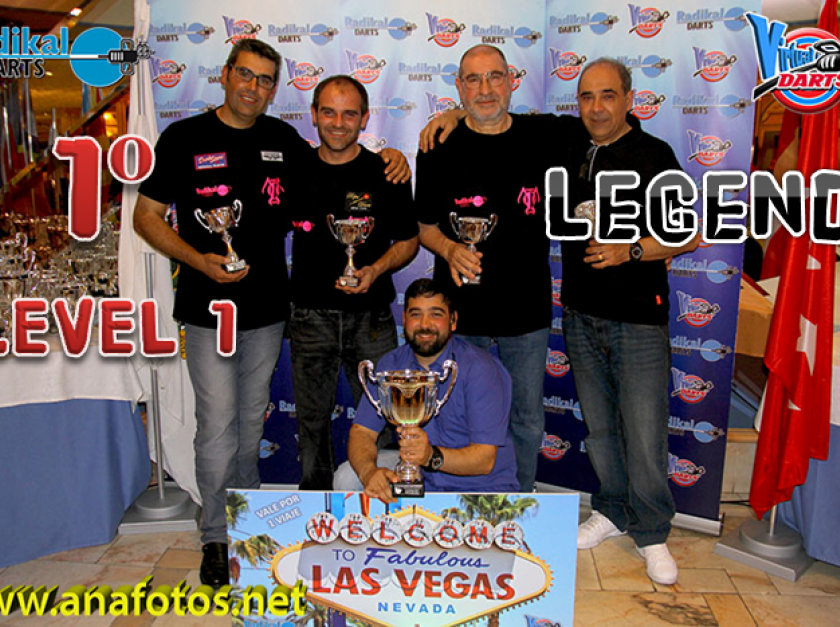 Image RADIKAL DARTS INTERNATIONAL CHAMPIONSHIP MADRID 2015