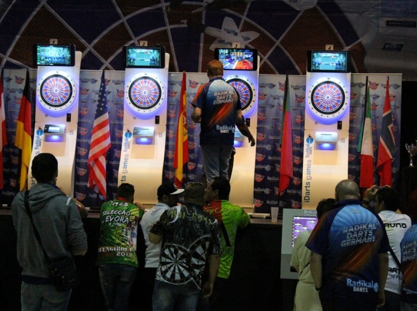 Image Radikal Darts International Championship Fuengirola 2017