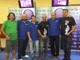 Image des nouvelles Doubles Winners - Radikal Darts International Championships