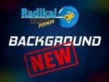 Image des nouvelles NEW RADIKAL DARTS BACKGROUND LET