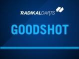 Image des nouvelles RADIKAL DARTS RETRO GOODSHOOT, PLAY UNLIMITED